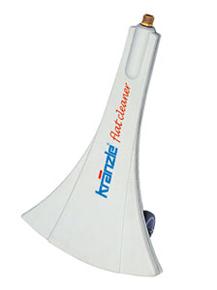 Golvrengörare - 220 bar - 22x1,5 utvändig gänga - plasthölje