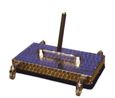 Golvtvätt (Duo) - 650 mm - 500 bar - hela av rostfritt stål