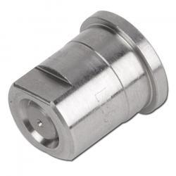 Restposten - Flachstrahl-Waschdüse - Typ EG - max. Druck 500 bar - Ø 0,75 mm / 0°
