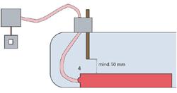 Tankelement TH 370, för ca. 2000 liters tankar