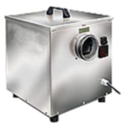 Adsorptionsentfeuchter TTR 250 - 250m³/h - mit Vor- und Nachkühler
