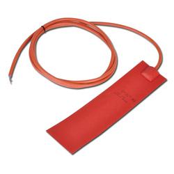 Heating mat - self-adhesive - material silicone