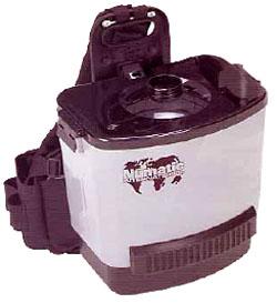 """Rucksacksauger """"RSV"""" - trocken - 1000 Watt - 145m³/h - 6-9 Liter"""