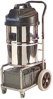 """Nass- u. Trockensauger """"WVB-750"""" - Batterie betrieben - Behälter 35 L"""