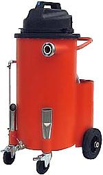 """Industriesauger """"Simplex 100"""" - 2000 W - 300 m³/h - inklusive Zubehörset ZS-05"""