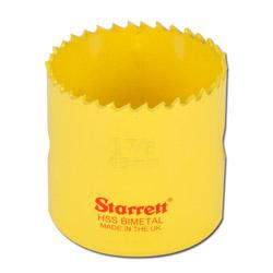Starrett Lochsäge - Bi-Metall - Zahnteilung konstant - Ø 14-210mm