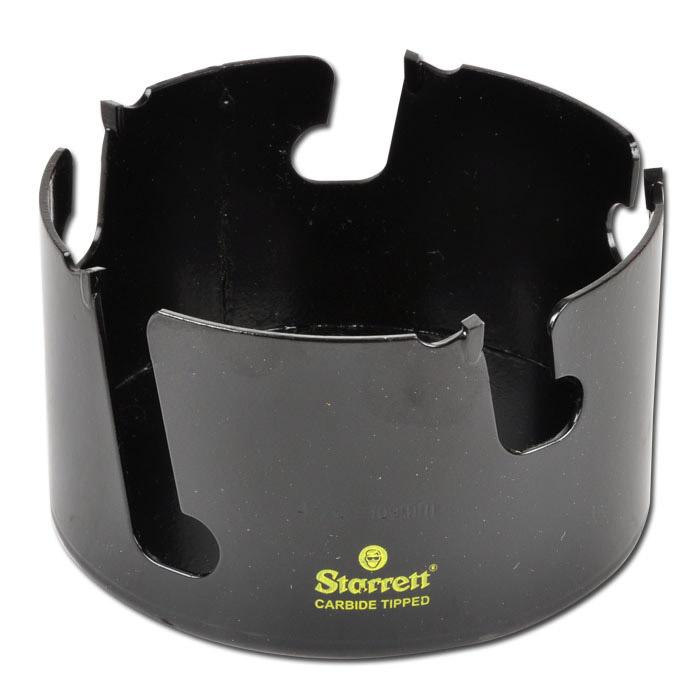 Bohrkrone / Lochsäge - Ø 19-159 mm hartmetallbestückt -  für Holzwerkstoffe