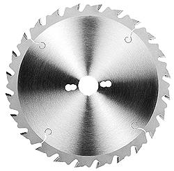 Tisch-Kreissägeblatt Sägeblatt-Ø 180-700 mm - für Naturholz