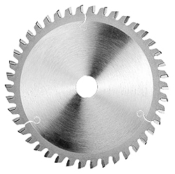 Hand-Universal-Kreissägeblatt Sägeblatt-Ø 105-250mm - für Ne-Metalle und Kunstst