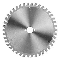 Tisch-Kreissägeblatt - für Baugewerbe Wechselzähne