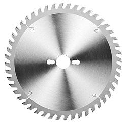 Tisch-Kreissägeblatt Sägeblatt-Ø 250-400 mm - für Hartfaser, Pressholz und Schic
