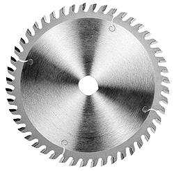 Hand-Kreissägeblatt Bohrungs-Ø 30 mm Sägeblatt-Ø 150-240 für Naturholz