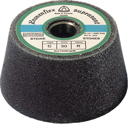 Abrasive Cup Wheel C 30 R Supra - For Stone And Concrete - Medium Coarse