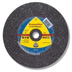 Trennscheibe Edelstahl Härte weich - 115-230 mm Durchmesser - A 24 N Supra