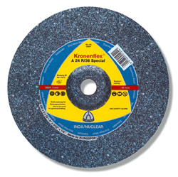 Cutting-Off Wheels - Special Medium Hardness For Nuclear Industry - A 36 Special