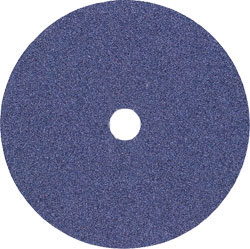 Fiber Discs - Round Hole Ø 16-22mm - Metal - K24 To K100 - CS565