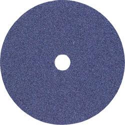 dischi in fibra - rotondo foro Ø 16-22mm - metallo - K24 a K100 - CS565