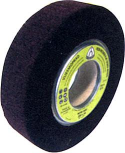 Vliesräder - Metall mit/ohne Bohrung - Korund - NFW 600