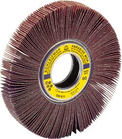 Schleifmop - für Metall, Holz, Spachtel, Farbe, Lack, Kunstst. SM 611 - K40 bis