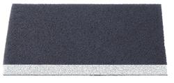 Schleifschwamm 2-seitig bestreut - Farbe, Lacke, Spachtel, Kunststoff - K120-K22