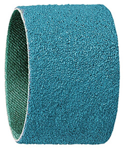 Schleifhülse A-INOX - K36-K150 - für Stahl - Ø 15-60mm