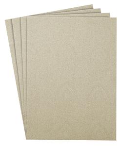 Schleifpapier Bogen ungelocht - standard  Farbe, Lack, Spachtel K40 bis K600 - P