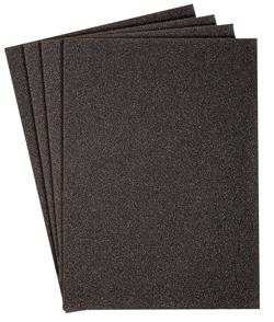 Schleifpapier Bogen ungel.- hochflexibel wasserfest - Farbe, Lack, Spachtel K60