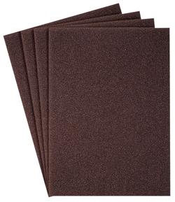 Schleifgewebe Bogen ungelocht - standard Holz, Metall - K40 bis K600 - KL385JF