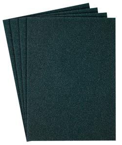 Schleifgewebe Bogen ungelocht - standard Metall - K40 bis K400 - KL371X