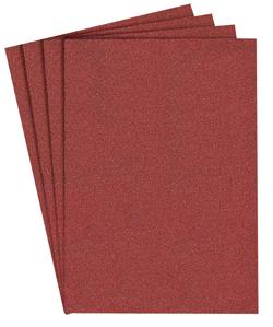 Schleifpapier Bogen ungelocht - kletthaft. Holz, Metall - K80 bis K220 - PS22K