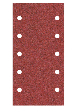 Schleifpapier Bogen Lochform GL15 kletthaftend - Holz, Metall - K40 bis K150 - P