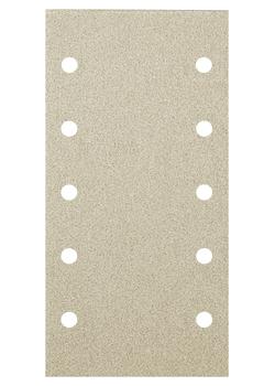 Schleifpapier Bogen Lochform GL15 kletthaftend - Farbe, Lack, Spachtel - K40 bis