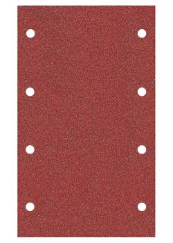 Schleifpapier Bogen Lochform GL18 kletthaftend - Holz, Metall K40 bis K220 - PS2