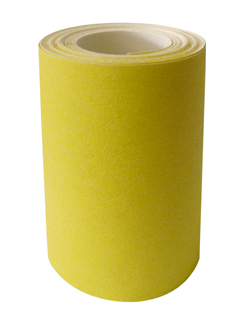 Abrasive Paper Roll K40 To K400 - For Wood, Paint, Paint & Filler