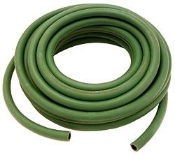 Niederdruck-Farbspritzschlauch - NBR-Seele - 20 bar - grün - 40 m - Preis per Rolle
