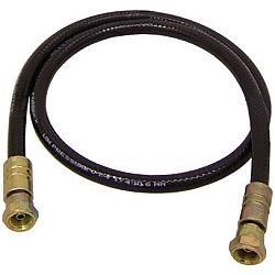 Tubo alta pressione per verniciatura - DN6 - 430 bar - su entrambi i lati dado p