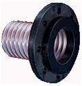 Losflansch - für Gegenflansch - für Schlauchinnen-Ø50 mm bis 300 mm - für Rohrinnen-Ø 51,2 bis 309,7 mm - Preis per Stück