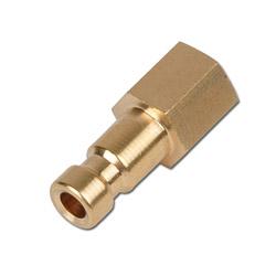 Stickpropp minikoppling DN 2,7 - invändig gänga