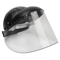 Uvex Face Shield - CA Farveløs - tåge