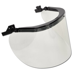Face Shield UVEX - tåge - for hjelm montering