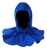 Welding hood - soft-tissue