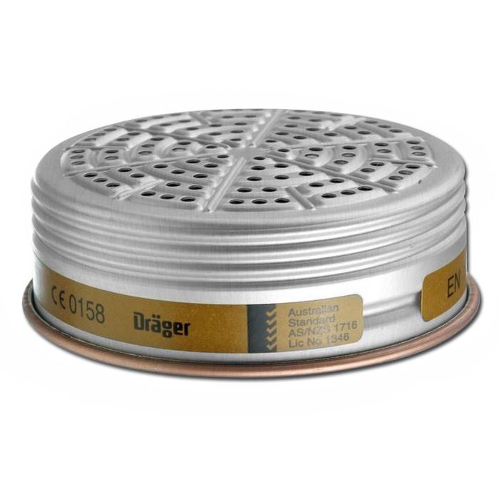 """Filtres à gaz pour Dräger """"X-PLORE"""" - EN 14387 - RD90"""