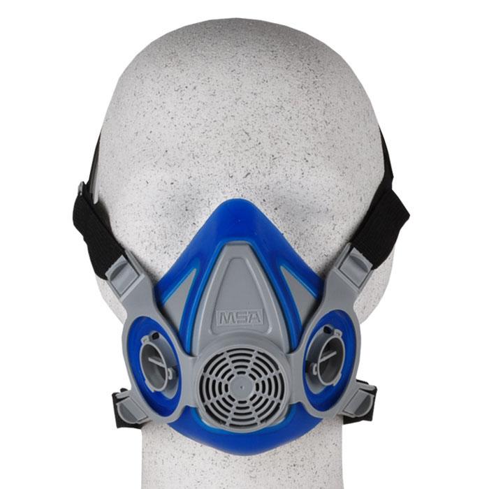 """Demi-masque """"Advantage 200 LS"""" - double filtre - sans filtre"""