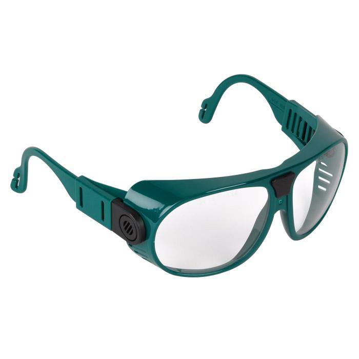 Arbeitsschutzbrille Formscheibe 66x56 mm