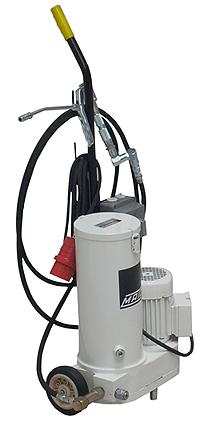 Fettpress - med elektrisk drift - fullvolym - 6.3 kg