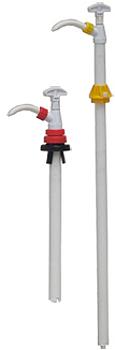 Tappump LPS - manuell - för 25 l eller 200 l fat - eldnings,- smörjoljor