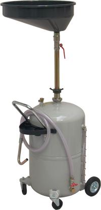 Uppsamlingskärl - 80 liter - körbart