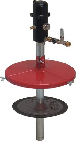 Fyllningspump pneuMato-fill - pneumatisk - för fetthink 10-200 kg