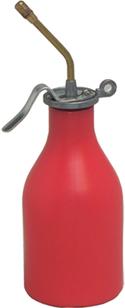Precisionsoljekanna - pumpverk i mässing - plastbehållare