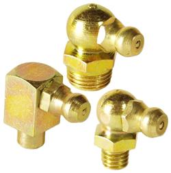 Hydraulik-Kegel-Schmiernippel / Typ H3/a DIN 71412C